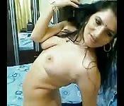 Una cam girl figa e sensuale