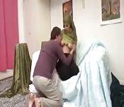 Pakistanische Mädchen fickt hart