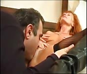 Spanish MILF makes mad, passionate love
