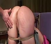 een gewillig dik meisje misbruiken