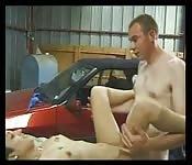 Arregla mi coche y fóllame