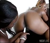 Ebony colored asses that want to fuck
