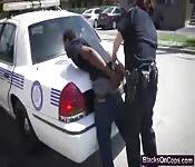 Dirty cop sluts sucking well