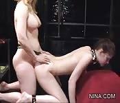Ninas erstes Opfer