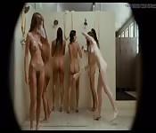 Dusch-Szenen aus einer Sex-Komödie
