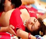 Casal indiano brincalhão faz safadezas