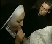 Orgy at the convent