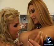 Dorothy Black and Ginger Jones lesbian play