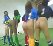 Bundas no futebol