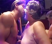Mature women enjoys young men