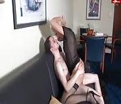 Una nonna che vuole solo scopare