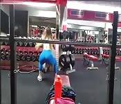 Adoramos as bundas musculadas