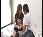 Japanischer Porno im Reality Stil