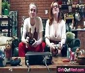 Noche de juegos para las chicas