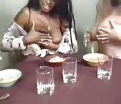 Du lait maternel au petit déjeuner