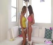 Nicole Anistons Sex mit ihre beste Freundin