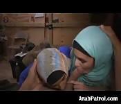 Dude Fucking Arab Whore On Army Base