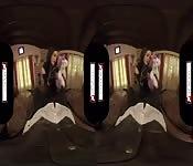 VR Cosplay X Fuck Ultra Hot Sorcerer Katrina Jade