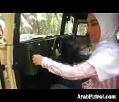 Arab Hookers Sucking Soldiers Dick