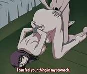 Historia erótica hentai