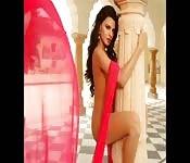 Habilidades sexys de una diosa hindú