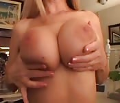 Screaming Orgasm MILF POV
