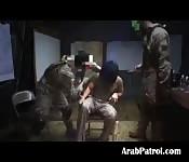 Two Arab Hookers Sucking Dick POV