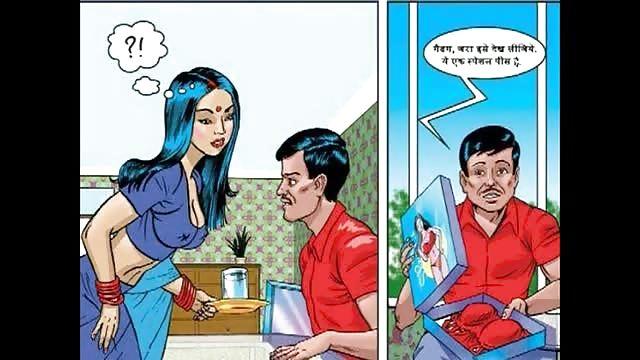 Cartoon Porn grote tieten