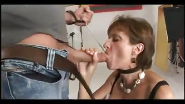 filme lutschen bedeckt sperma