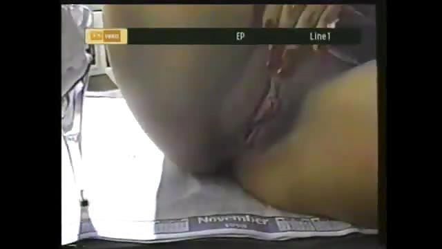 Hot nympho Amanda Schwarzen Arsch zerschlagen von