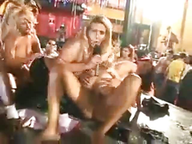 Braziliaanse orgie partij
