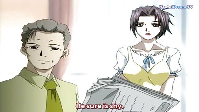 Anime slaaf afstraffing