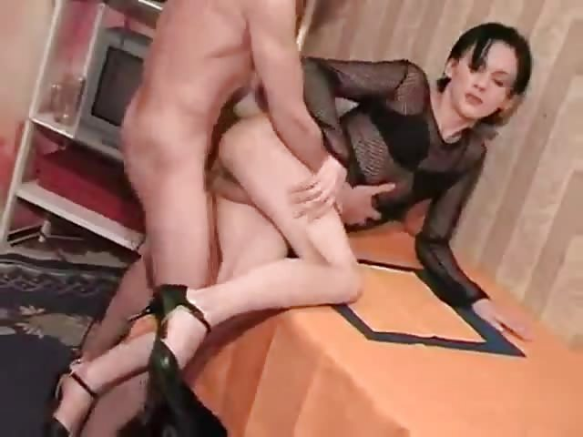 transvestit porno de