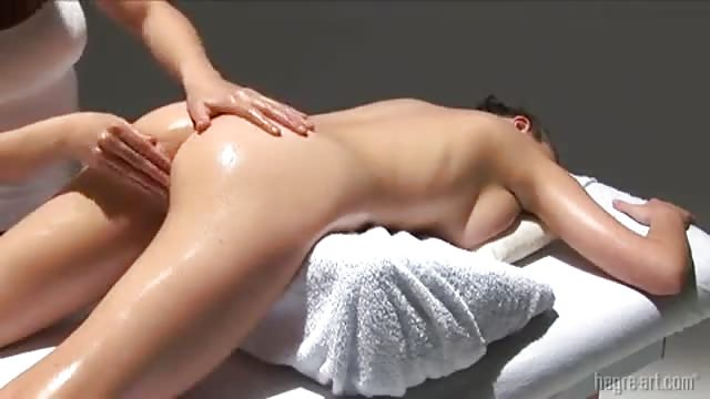 Orgasmus Massage