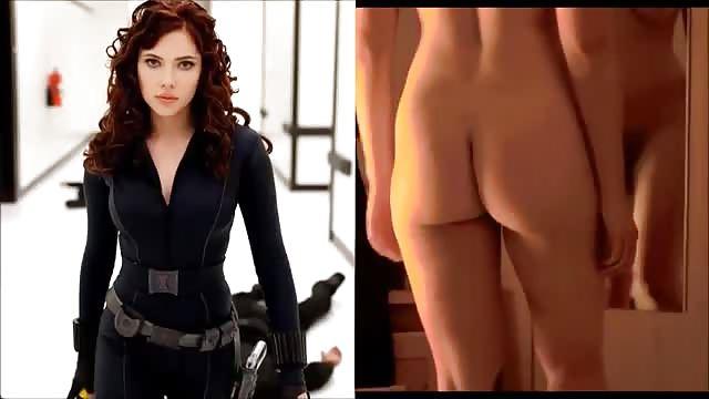 Scarlett johansson nackt beim sex
