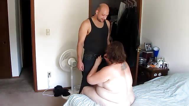 Frau sex mit fetter Sex auf