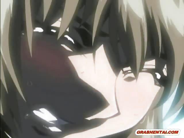 Anime Mädchen Getting Gefickt