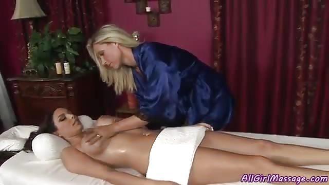masajistas lesbianas follan