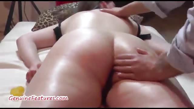 Fucking massagem do prazer