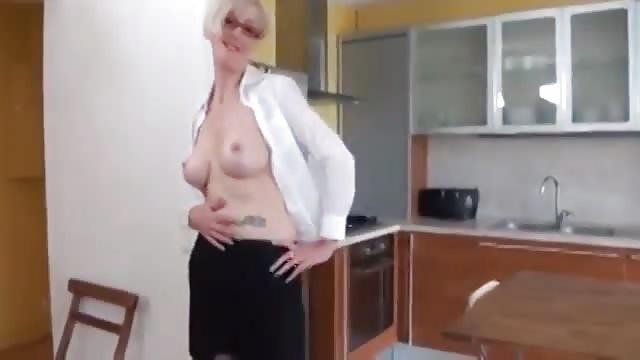 Mutter Hart Gefickt