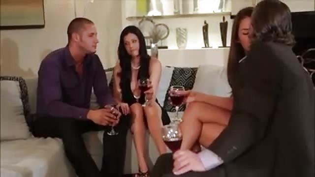 allie haze intercambio de parejas porno