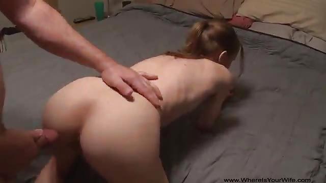 Porno z ogromną dupą