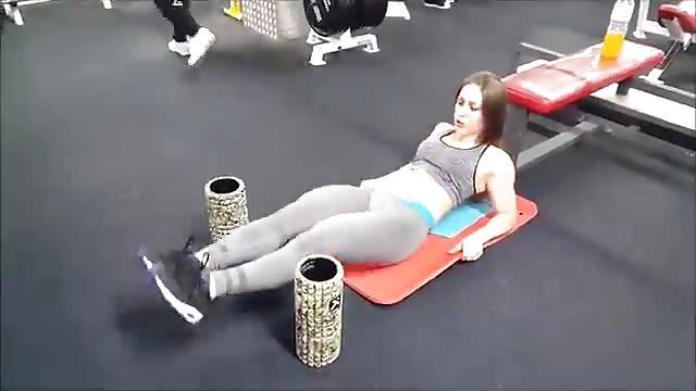 Sexo en videos de gimnasia