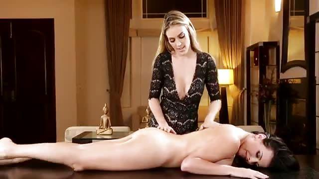 Youporn massage lesbien-8908