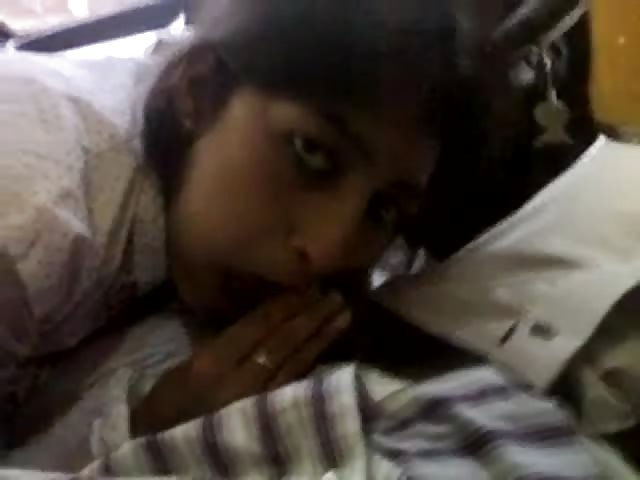 Indian College Girls Blowjob