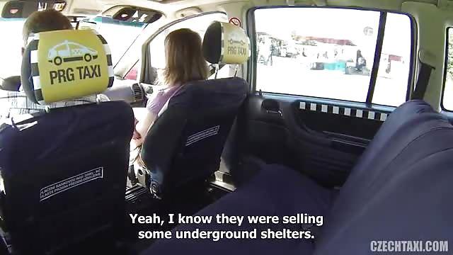 Vdeo De Taxi Falso 3 - Dale Porno