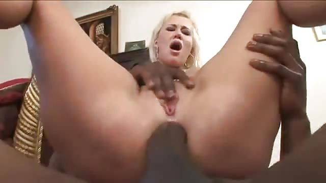 Anal hole wide open