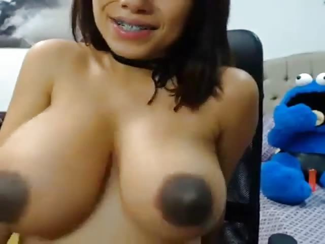 Ebony Phone Sex Masturbation