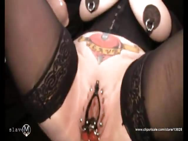 Getting a pussy zipper from dp