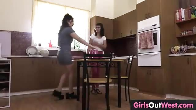 Giovani lesbiche amatoriali-7030